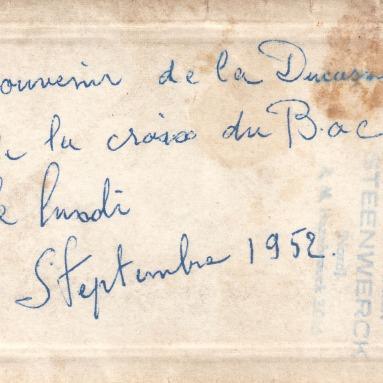 lundi de ducasse 1952 06