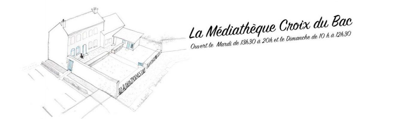 Mediatheque Croix du Bac
