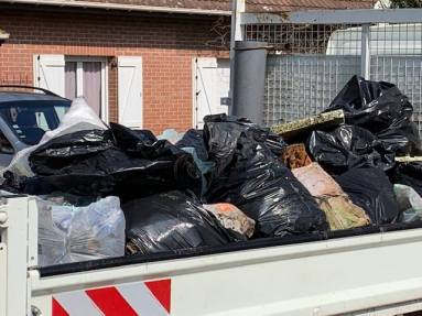 ramassage ordures